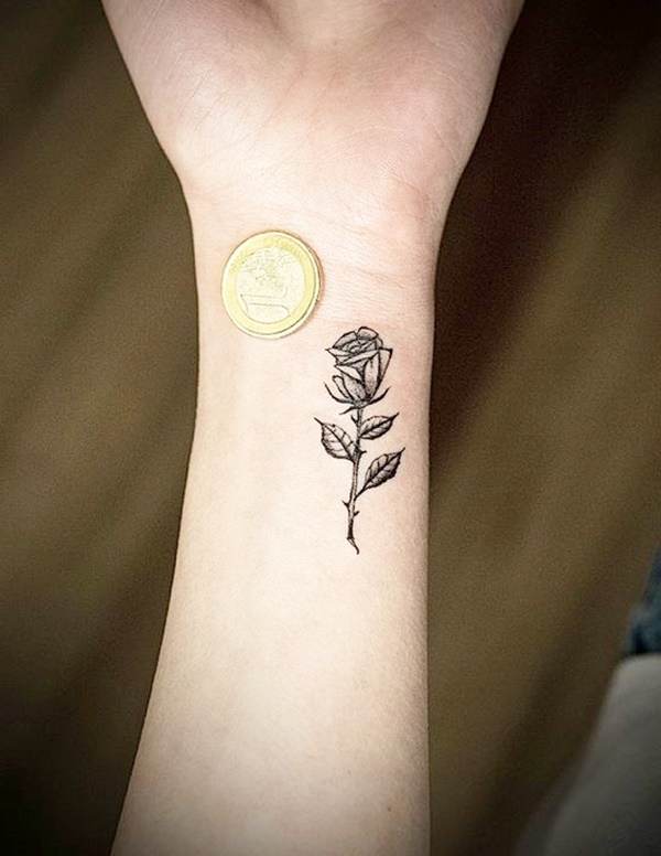 Small Tattoo Designs For Girls: 40 Cute Small Tattoo Designs For Girls