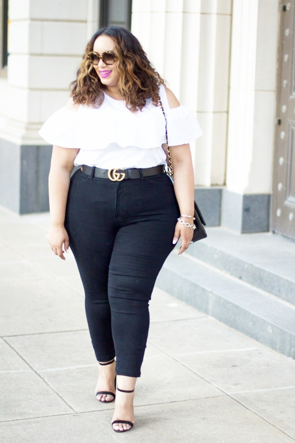 Very Important Styling Tips For Curvy Women
