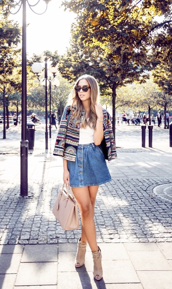 Comfy Boho Work Outfits To Wear At Office