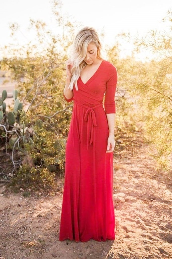 Hot Red Party Outfit Ideas 2019