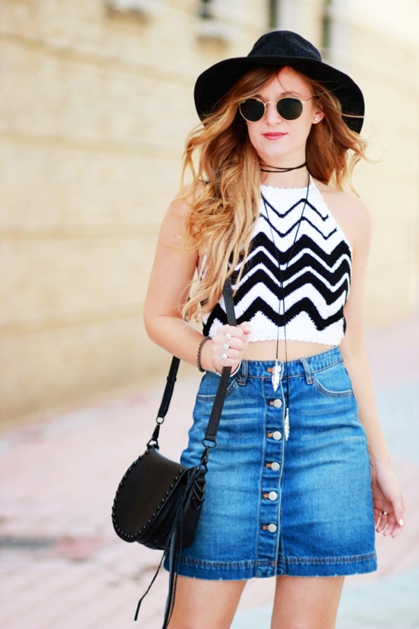Cute Crop Tops For Any Body Type