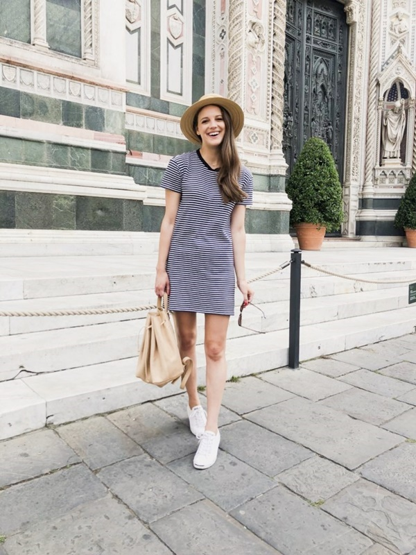 Stunning Summer Outfits With Sneakers