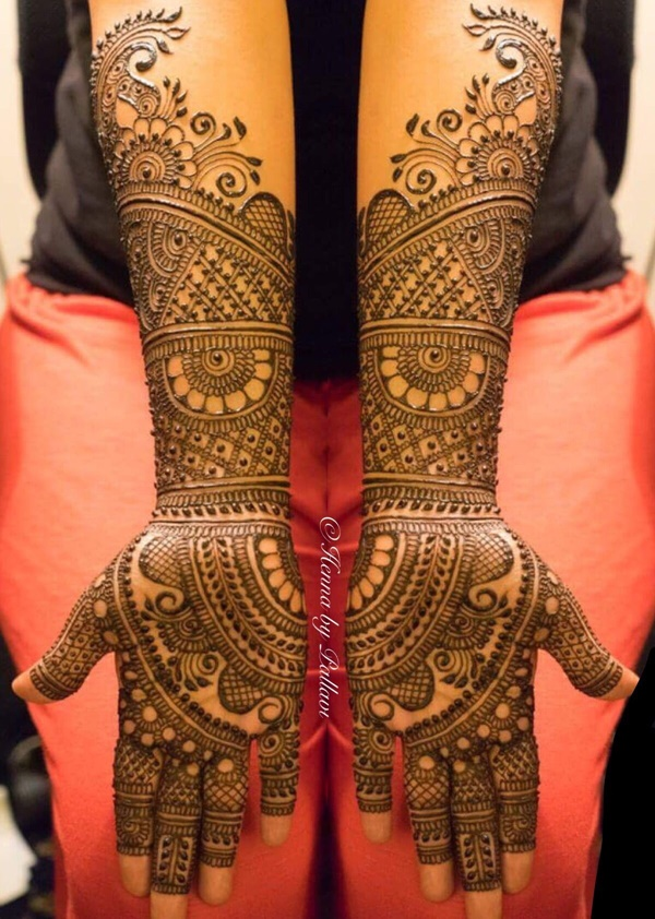 All About Mehndi Designs