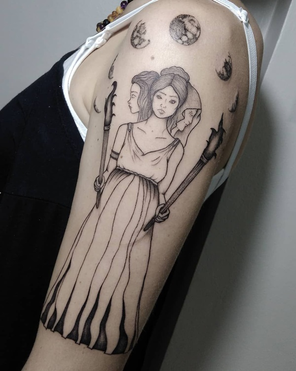 Cute Thoughtful and Beautiful Feminist Tattoos