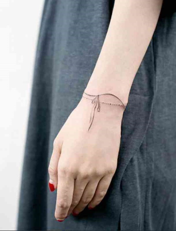Delicate Wrist Tattoos For Sedulous Beings