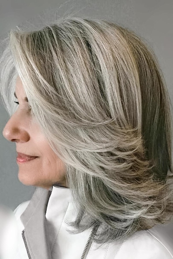 Perfect Hairstyles for Older Women over 60