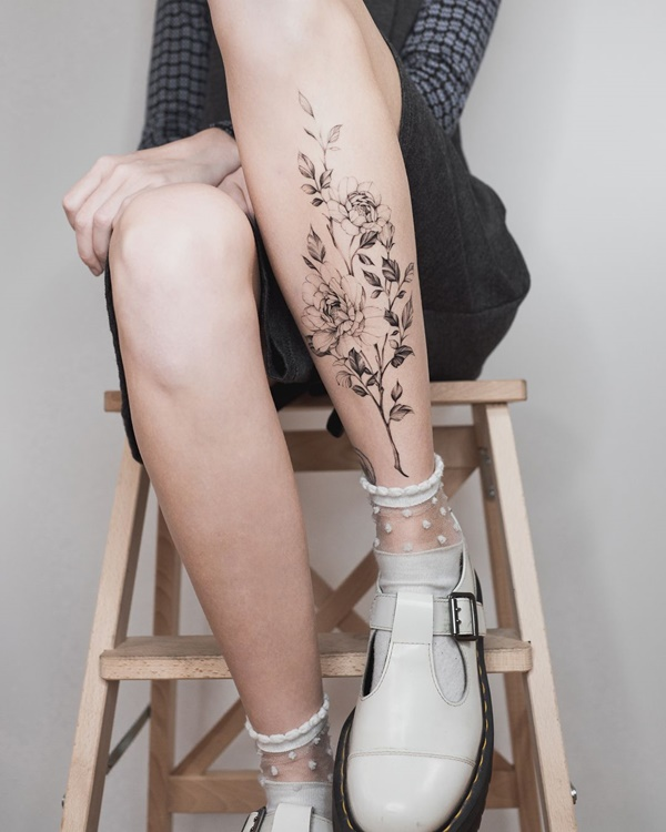 Unique Parts Of Body for girls to Get A Tattoo