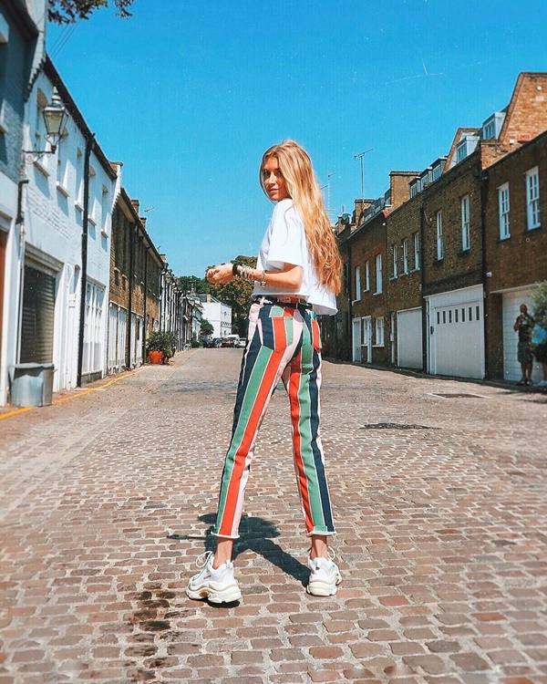 Perfect 80s Style Outfits Ideas