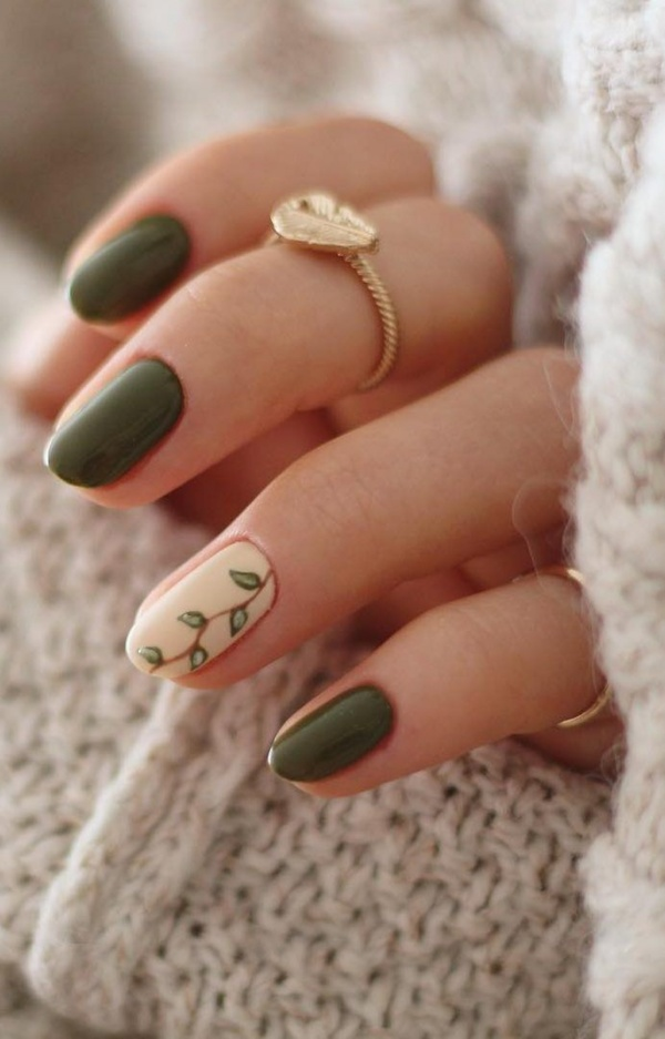 Pretty Nail Art Designs For Winter 2019