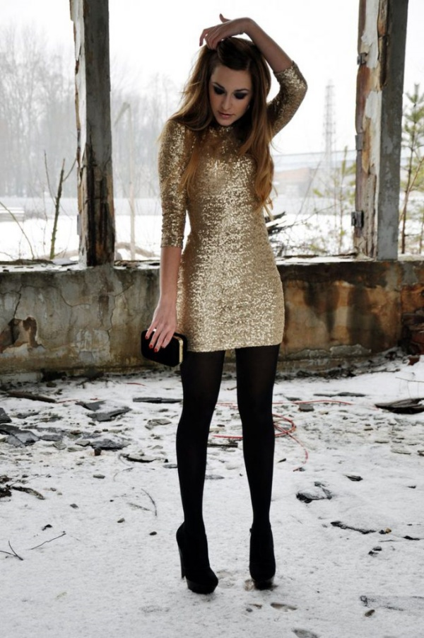 Attractive New Year Eve Outfit Ideas To Copy This Year