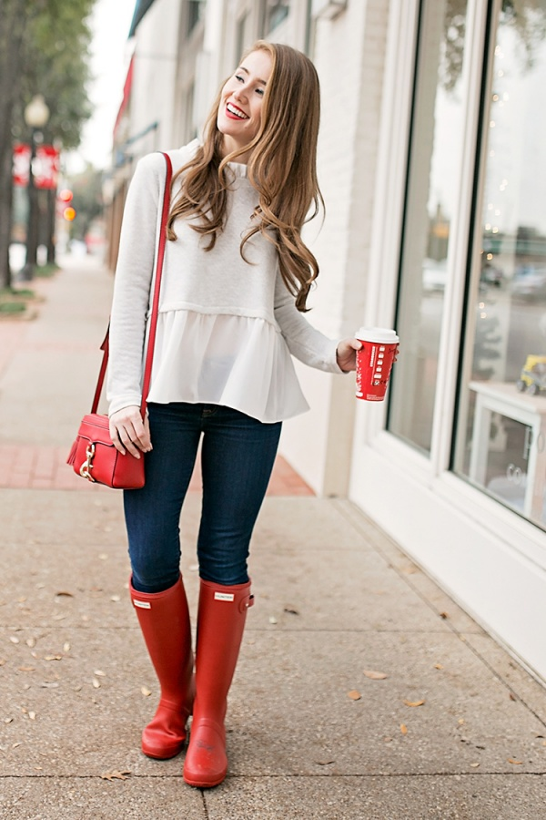 Charming Outfit Ideas For Christmas