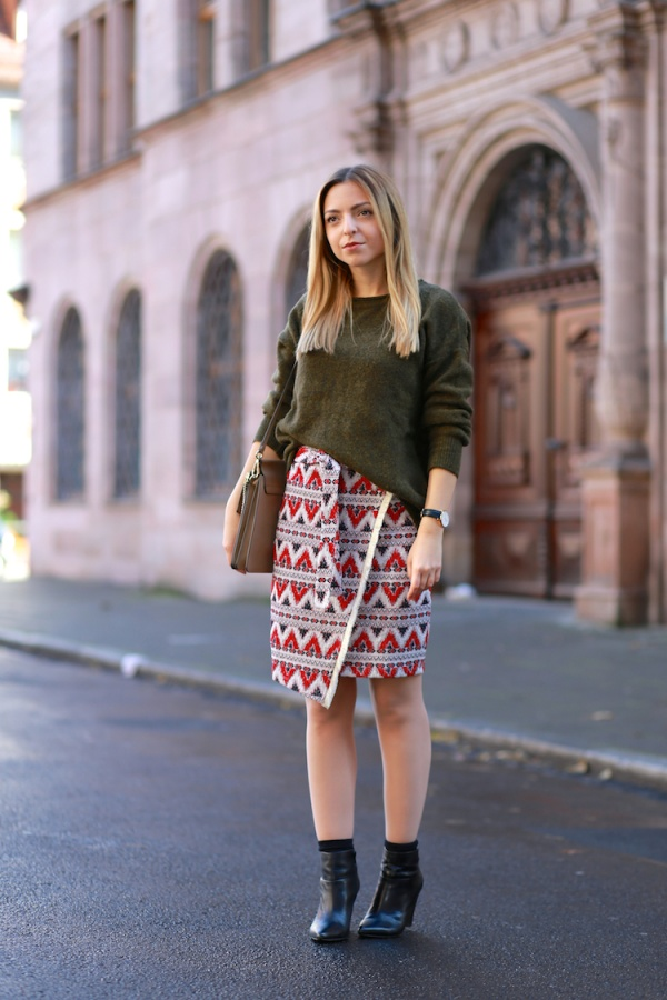 Non-Boring Casual Winter Work Outfit Ideas